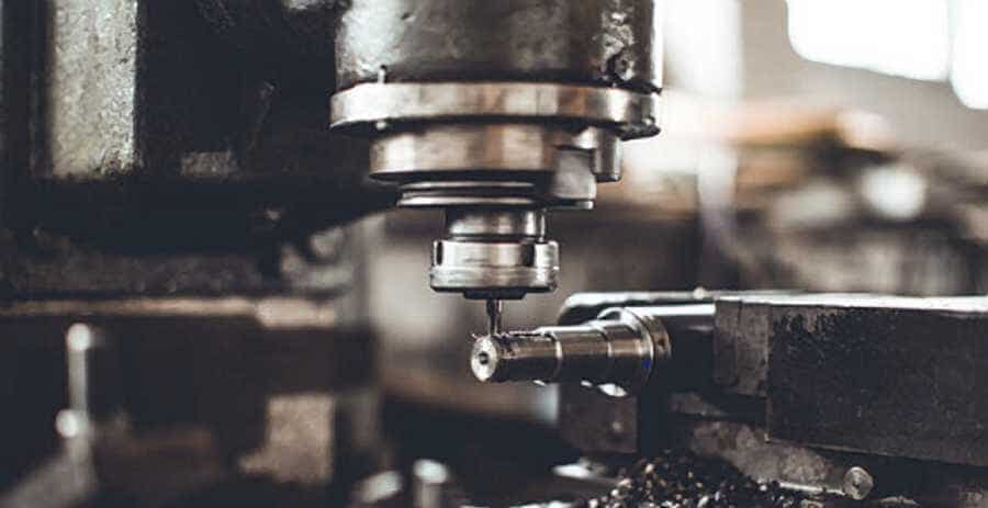 Picture-of-a-bolton-metal-lathe-at-work